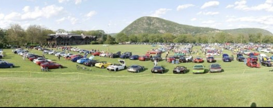 Bear Mountain Car Show Directions
